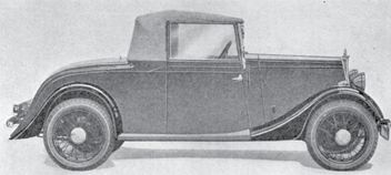 Jowett Flying Fox